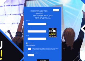 events.thelimucompany.com