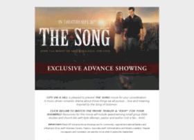 events.thesongmovie.com