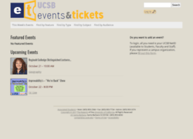 events.ucsb.edu