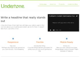 events.undertone.com