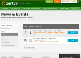 events.zentyal.com