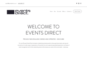 eventsdirect.co.nz