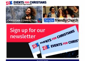 eventsforchristians.co.uk