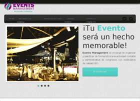 eventsmanagement.com.uy