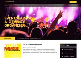eventsparadise.com