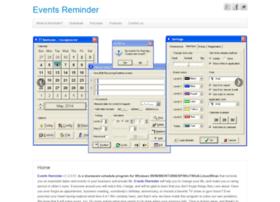 eventsreminder.net