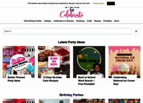 eventstocelebrate.net