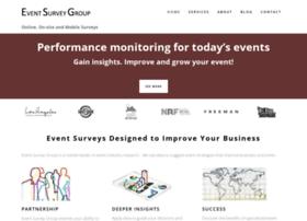 eventsurveygroup.com
