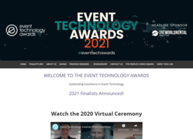 eventtechnologyawards.co.uk