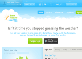 eventweather.com.au
