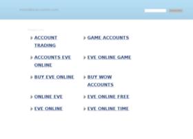 eveonlineaccounts.com