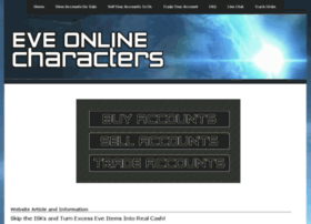 eveonlinecharacter.com
