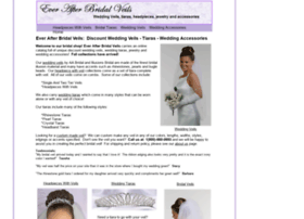everafterbridalveils.com