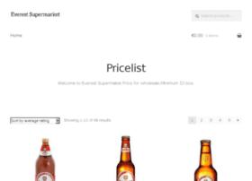 everestsupermarket.com