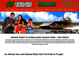 evergladesholidaypark.com