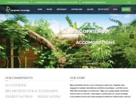 evergreenecolodge.com