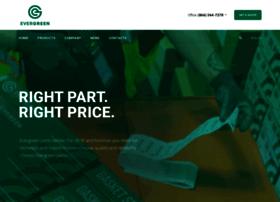 evergreenengineparts.com