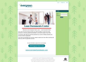 evergreenhomeloans.mortgage-application.net