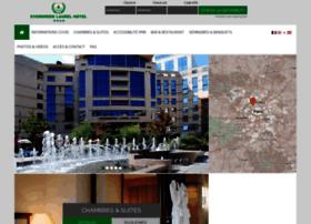 evergreenhotel-paris.com