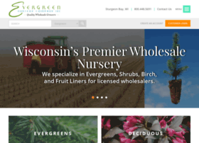 evergreennurseryco.com