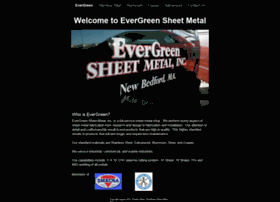 evergreensheetmetal.com