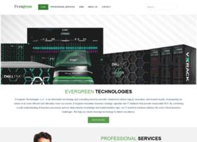 evergreentechnologies.com