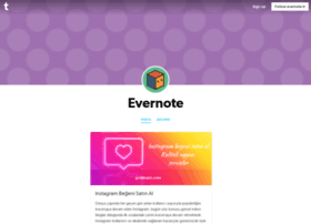 evernote-tr.tumblr.com