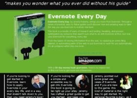 evernoteeveryday.com
