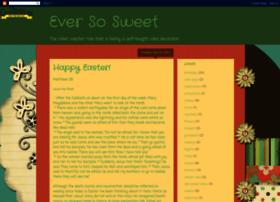 eversosweetcakery.blogspot.com