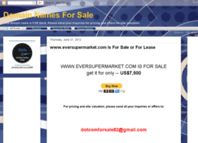 eversupermarket.com