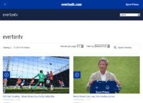 evertontv.evertonfc.com