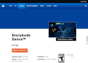 everybodydancegame.com