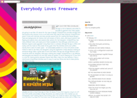 everybodylovesfreeware.blogspot.in