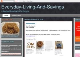 everyday-living-and-savings.com