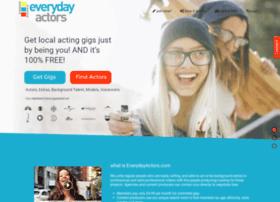 everydayactors.com