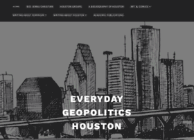 everydaygeopoliticshouston.wordpress.com