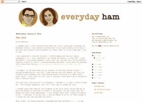 everydayham.blogspot.com