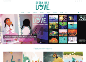 everydayloveart.com