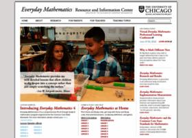 everydaymath.uchicago.edu