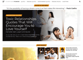 everydaypowerblog.com