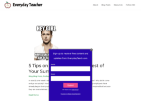 everydayteach.com