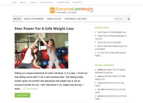 everyoneloseweight.com