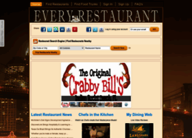 everyrestaurantinthecity.com