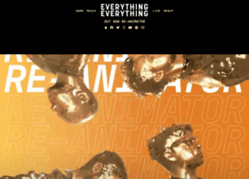 everything-everything.co.uk