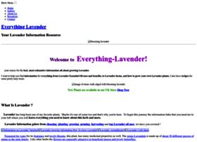 everything-lavender.com