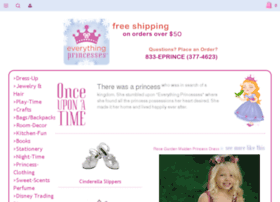 everything-princesses.com