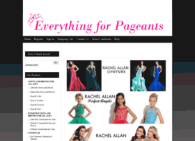 everything4pageants.com