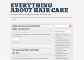 everythingabouthaircare.wordpress.com