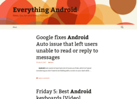 everythingandroid.com