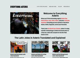 everythingasterix.com